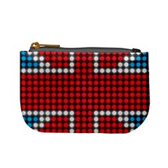 The Flag Of The Kingdom Of Great Britain Mini Coin Purses