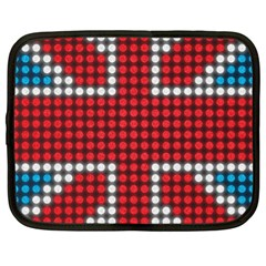 The Flag Of The Kingdom Of Great Britain Netbook Case (XL)