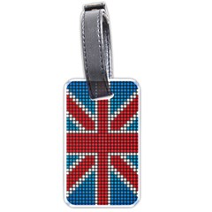 The Flag Of The Kingdom Of Great Britain Luggage Tags (Two Sides)