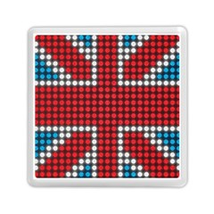 The Flag Of The Kingdom Of Great Britain Memory Card Reader (Square)