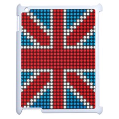 The Flag Of The Kingdom Of Great Britain Apple Ipad 2 Case (white)