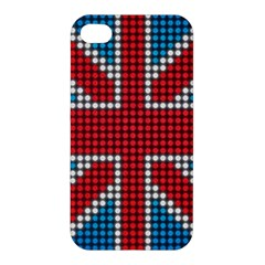 The Flag Of The Kingdom Of Great Britain Apple iPhone 4/4S Hardshell Case