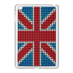 The Flag Of The Kingdom Of Great Britain Apple iPad Mini Case (White)