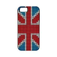 The Flag Of The Kingdom Of Great Britain Apple iPhone 5 Classic Hardshell Case (PC+Silicone)