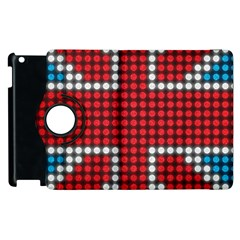 The Flag Of The Kingdom Of Great Britain Apple iPad 2 Flip 360 Case