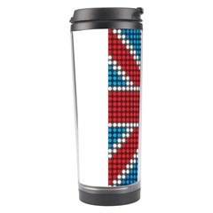 The Flag Of The Kingdom Of Great Britain Travel Tumbler