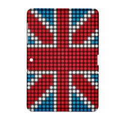 The Flag Of The Kingdom Of Great Britain Samsung Galaxy Tab 2 (10 1 ) P5100 Hardshell Case