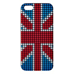 The Flag Of The Kingdom Of Great Britain Iphone 5s/ Se Premium Hardshell Case