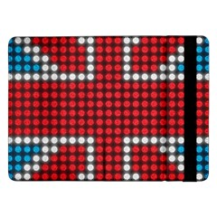 The Flag Of The Kingdom Of Great Britain Samsung Galaxy Tab Pro 12.2  Flip Case