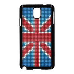 The Flag Of The Kingdom Of Great Britain Samsung Galaxy Note 3 Neo Hardshell Case (black)
