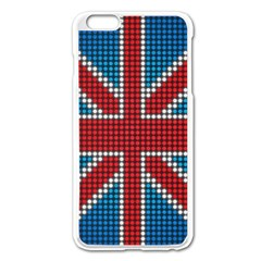 The Flag Of The Kingdom Of Great Britain Apple Iphone 6 Plus/6s Plus Enamel White Case