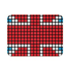 The Flag Of The Kingdom Of Great Britain Double Sided Flano Blanket (Mini)