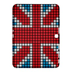 The Flag Of The Kingdom Of Great Britain Samsung Galaxy Tab 4 (10.1 ) Hardshell Case
