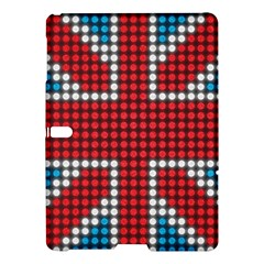 The Flag Of The Kingdom Of Great Britain Samsung Galaxy Tab S (10 5 ) Hardshell Case