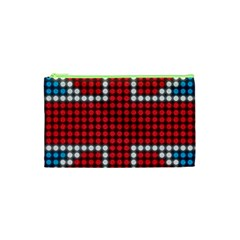 The Flag Of The Kingdom Of Great Britain Cosmetic Bag (XS)