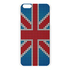 The Flag Of The Kingdom Of Great Britain Apple Seamless iPhone 6 Plus/6S Plus Case (Transparent)