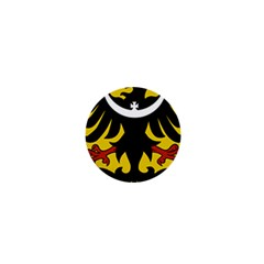 Silesia Coat of Arms  1  Mini Buttons