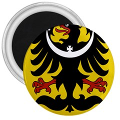 Silesia Coat of Arms  3  Magnets