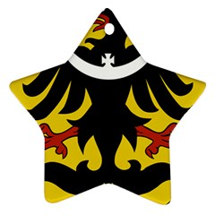 Silesia Coat of Arms  Ornament (Star)