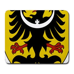 Silesia Coat of Arms  Large Mousepads