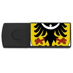 Silesia Coat of Arms  USB Flash Drive Rectangular (1 GB)