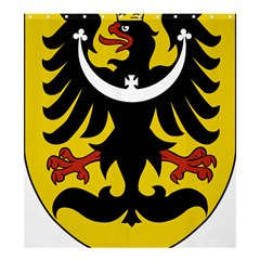 Silesia Coat of Arms  Shower Curtain 66  x 72  (Large)