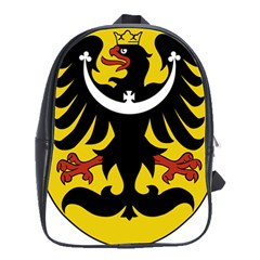 Silesia Coat of Arms  School Bags(Large)