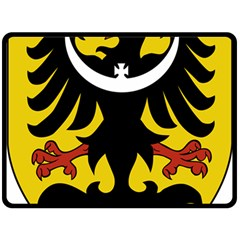 Silesia Coat of Arms  Fleece Blanket (Large)