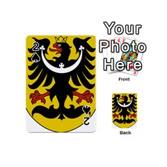 Silesia Coat of Arms  Playing Cards 54 (Mini)