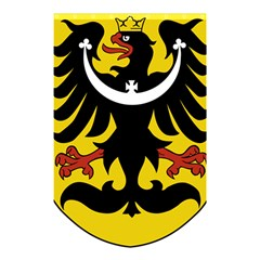 Silesia Coat of Arms  Shower Curtain 48  x 72  (Small)