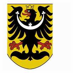 Silesia Coat of Arms  Small Garden Flag (Two Sides)