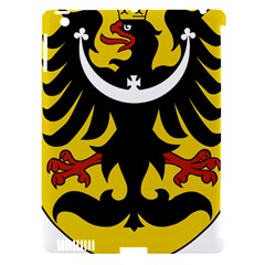 Silesia Coat of Arms  Apple iPad 3/4 Hardshell Case (Compatible with Smart Cover)