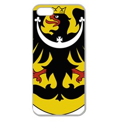 Silesia Coat of Arms  Apple Seamless iPhone 5 Case (Clear)
