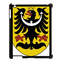 Silesia Coat of Arms  Apple iPad 3/4 Case (Black)