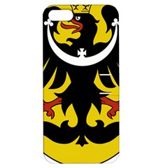 Silesia Coat of Arms  Apple iPhone 5 Hardshell Case with Stand