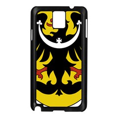 Silesia Coat of Arms  Samsung Galaxy Note 3 N9005 Case (Black)