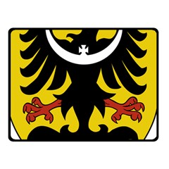 Silesia Coat of Arms  Double Sided Fleece Blanket (Small)