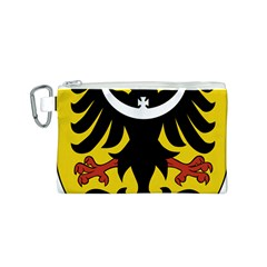 Silesia Coat of Arms  Canvas Cosmetic Bag (S)