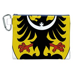 Silesia Coat of Arms  Canvas Cosmetic Bag (XXL)