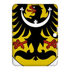 Silesia Coat of Arms  Samsung Galaxy Tab 4 (10.1 ) Hardshell Case