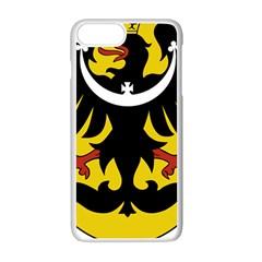 Silesia Coat of Arms  Apple iPhone 7 Plus White Seamless Case