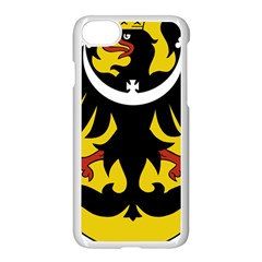 Silesia Coat of Arms  Apple iPhone 7 Seamless Case (White)