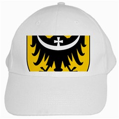 Silesia Coat of Arms  White Cap