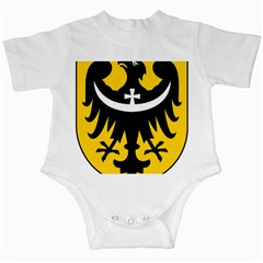 Silesia Coat of Arms  Infant Creepers