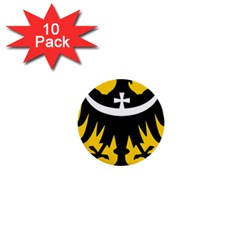 Silesia Coat of Arms  1  Mini Buttons (10 pack)
