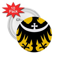 Silesia Coat of Arms  2.25  Buttons (10 pack)