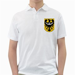 Silesia Coat of Arms  Golf Shirts