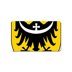 Silesia Coat of Arms  Magnet (Name Card)