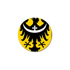 Silesia Coat of Arms  Golf Ball Marker