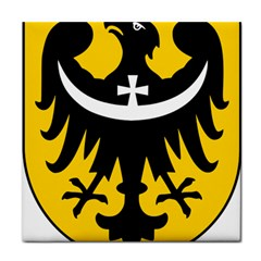 Silesia Coat of Arms  Face Towel